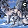 Ultimate Arctic Wolf Simulator Icon