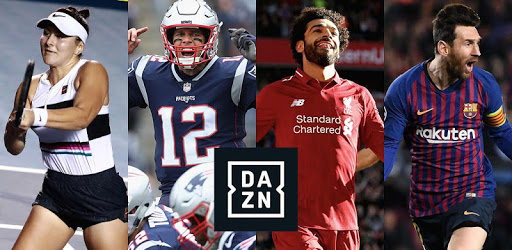 DAZN Sport Live Streaming: Soccer, MLB, NFL & More apk