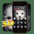 3D Ripple Cute Puppy Launcher Wallpaper Theme Icon