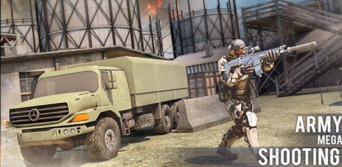 Army Mega Shooting Game: New Games 2020 apk
