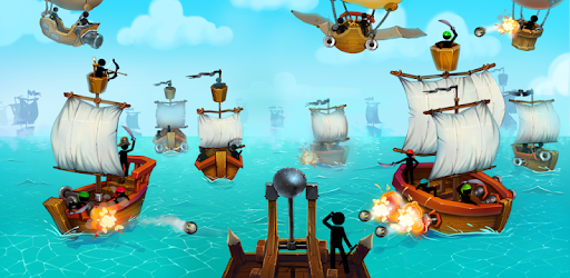 The Catapult: Clash with Pirates apk