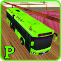 Modern Bus Drive 3D Parking new Games-Bus Game 3D Icon