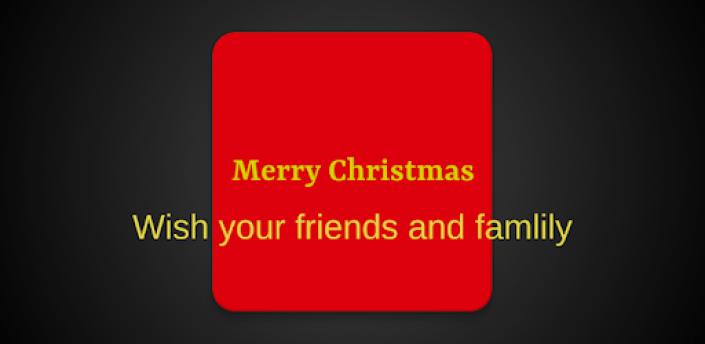 Merry Christmas apk