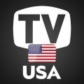 TV USA Free TV Listing Guide Icon