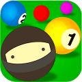 Pool Ninja : 8 ball pool Icon