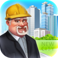 New City - City Building Simulation Game Icon