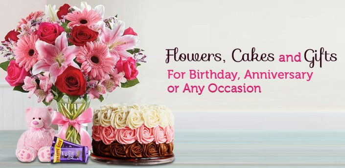 Flowers Cakes Online: Gifts Delivery apk
