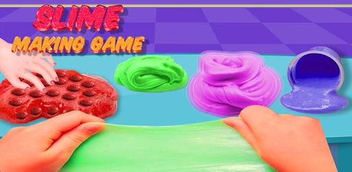 DIY Slime Making Game! Oddly Satisfying ASMR Fun apk