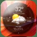 Local Weather Report Widget Icon