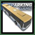 City Bus Car Parking Icon