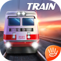 Train Simulator 2020: Real Racing 3D Train Games Icon