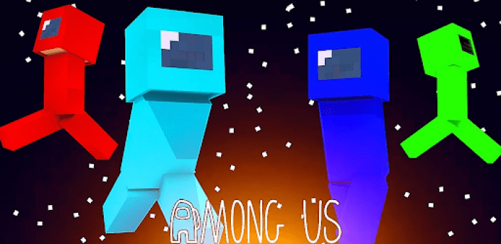 Skins Among Us for minecraft apk