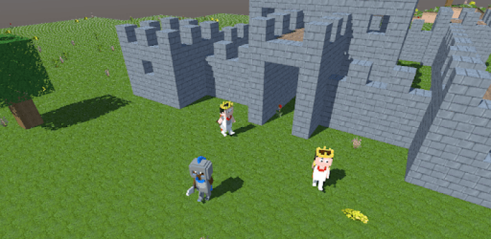 Castle Craft: Knight and Princess apk