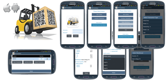 QR Inventory - QR Code Mobile Inventory Management apk