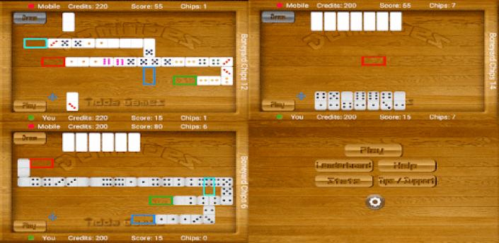 Dominoes Game apk