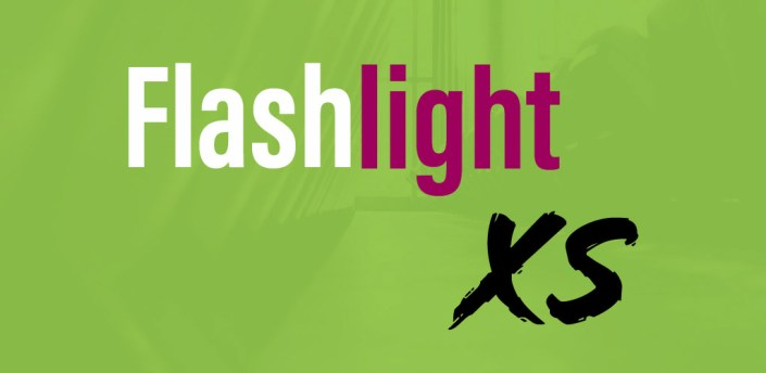Flashlight XS apk