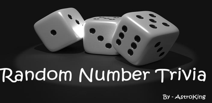 Random Number Trivia apk