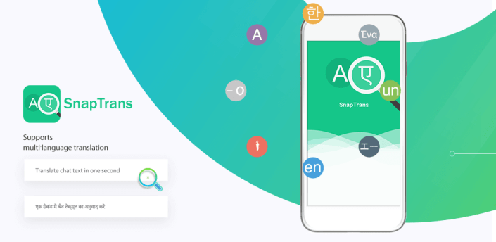 SnapTrans-Free Text,Chat & Voice Translator All apk