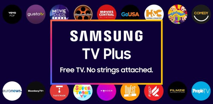 Samsung TV Plus: 100% Free TV. apk