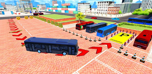 Real Smart Bus Parking apk