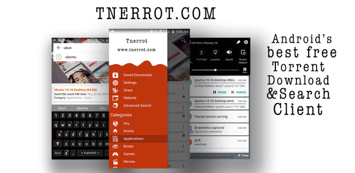 Tnerrot Pro Version Unlock Key apk