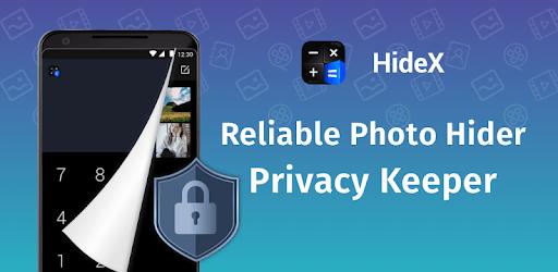Calculator Lock – Video Lock & Photo Vault – HideX apk