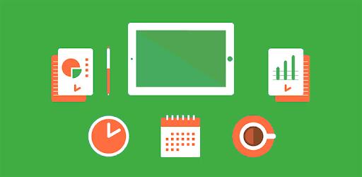 Green Timesheet - shift work log and payroll app apk