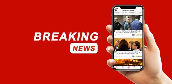 Breaking News : Local & Breaking News Near You apk