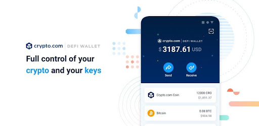 Crypto.com l DeFi Wallet apk