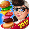 Cooking Story - Crazy Restaurant Cooking Games Icon