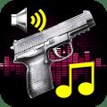 Gun Sounds Ringtones & Wallpapers Icon