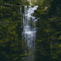 Natural Waterfall LWP Icon