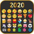 Emoji Keyboard Cute Emoticons- Theme, GIF, Emoji Icon