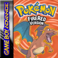 Pokemon Fire Red GBA Icon