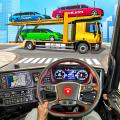 Police Limo Car Transporter - Transport Car Games Icon
