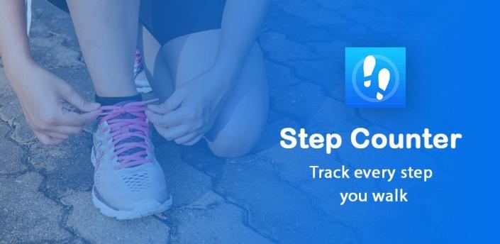 Pedometer - Step Counter & Calorie Tracker apk