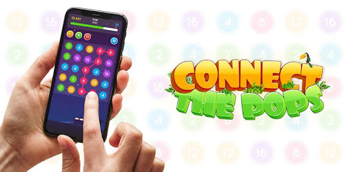 Connect The Pops : Join The Dots : Connect Number apk