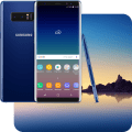 Launcher and Theme - Samsung Galaxy Note8 Icon