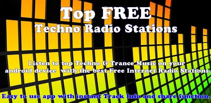 Techno Music Radio Stations apk