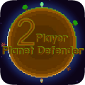 2 Player Planet Defender Icon