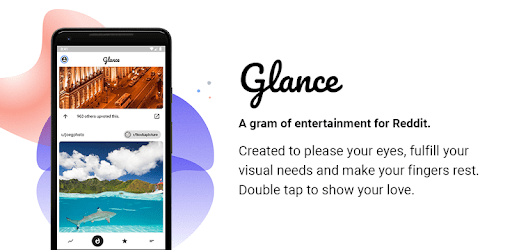 Glance for Reddit apk