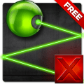 LASERBREAK 2 - Free Physics Laser Block Puzzle Icon