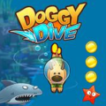 Doggy Dive Icon