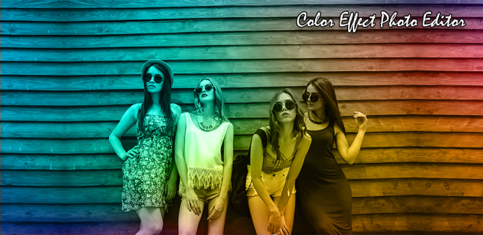 Color Shadow Effects Photo Editor apk
