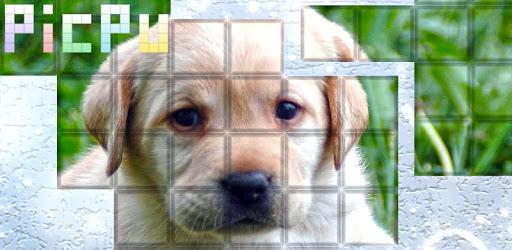 PicPu - Dog Picture Puzzle apk