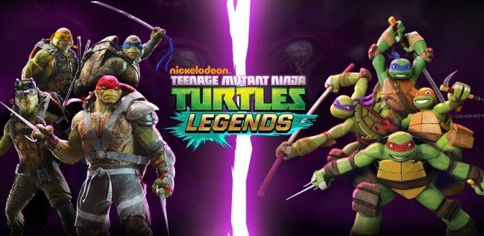 Ninja Turtles: Legends apk