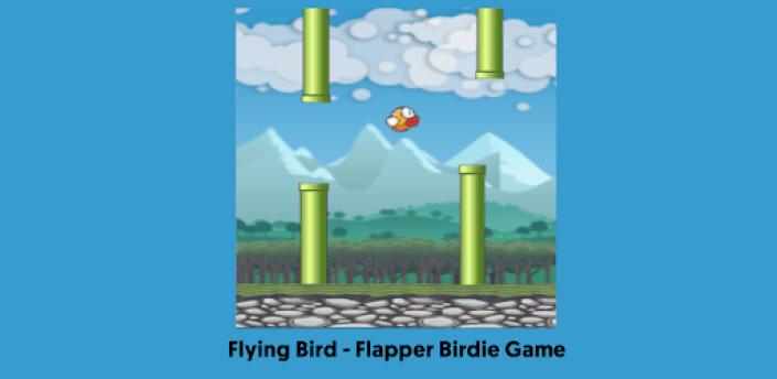 Flying Bird - Flapper Birdie Game apk