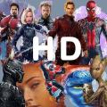 Super Hero and Super Villain HD Wallpaper Icon