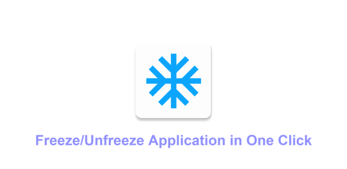 EXA Freezer: Disable and Enable Application Easily apk