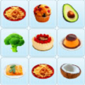 Connect Pikachu Food Icon